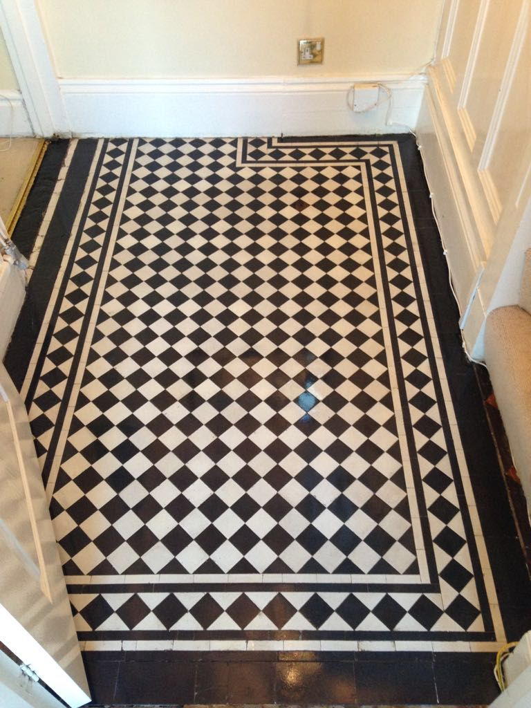 Victorian Floor After Renovation in Monmouth